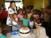 A lovely cake for the children