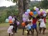 Fun at the Children's Village