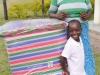 Receiving a mattress & Blanket