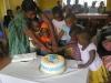 Cake at the Children's Village