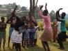 Dancing at the Children's Village