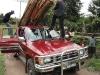 Transporting Poles