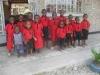 Children love their Uniforms